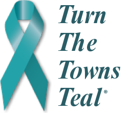 turn town teal logo