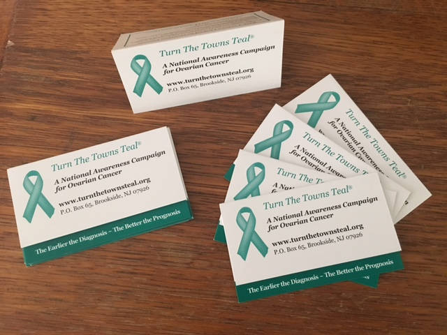 Turn the Towns Teal Symptom Cards