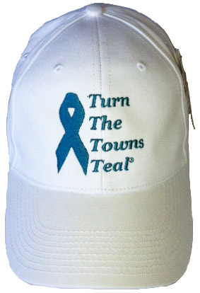 Turn the Towns Teal Hat
